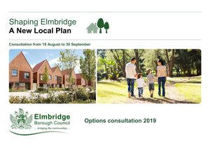 Local Plan Options Consultation Document